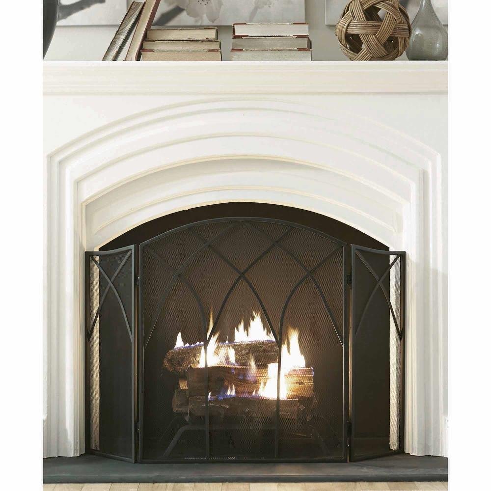 pleasant-hearth-fireplace-screens